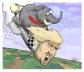 Trump Rocket