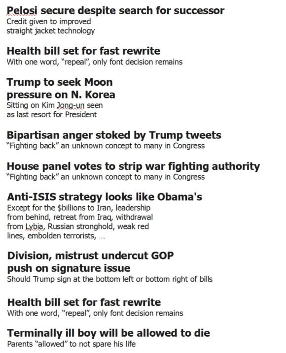Headlines 7-2-17