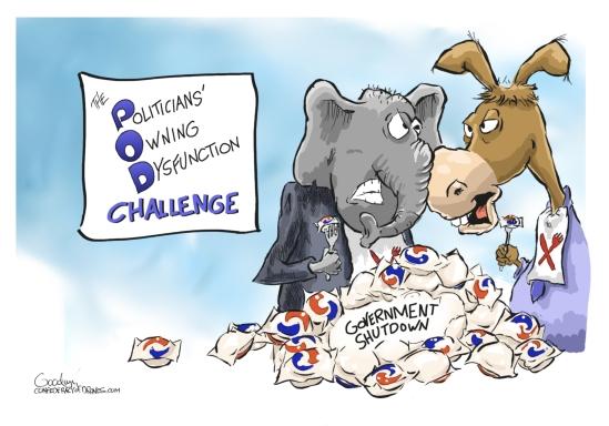 Pod Challenge lr