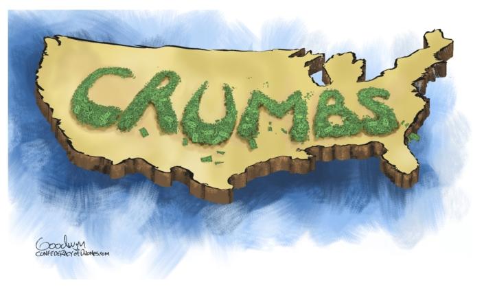 Crumbs lr