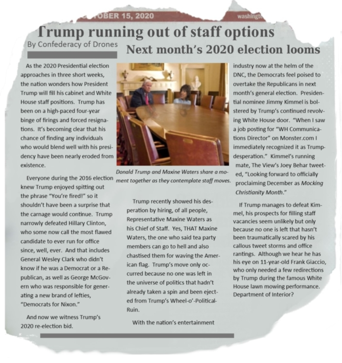 Trump Staff