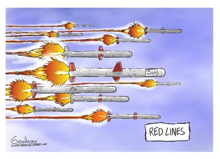 Red Lines lr