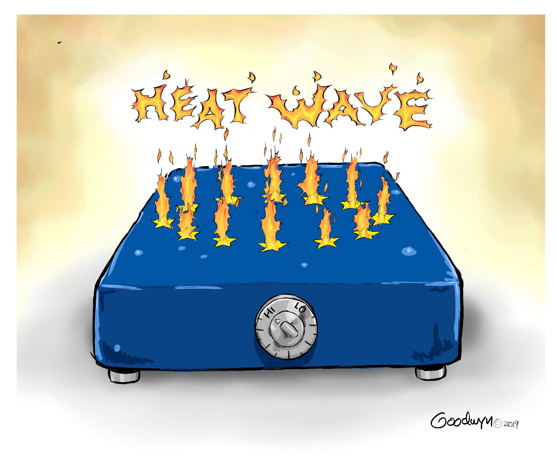 goodwyn Heat Wave 7-1-19