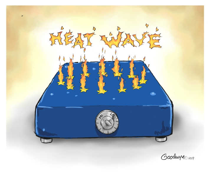 goodwyn Heat Wave 7-1-19